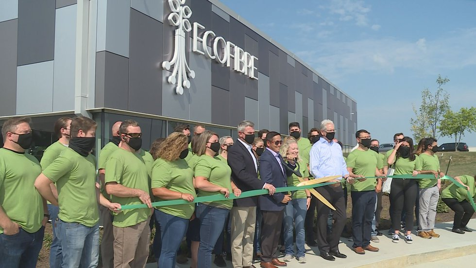 What was once a vision, became reality Monday as the community celebrates the grand opening of...