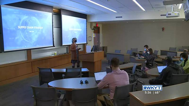 WATCH | UK professor with supply chain experience talks about current issues