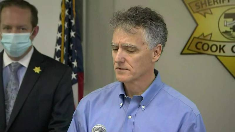 The Cook County, Illinois, sheriff says his office has identified another victim of notorious...