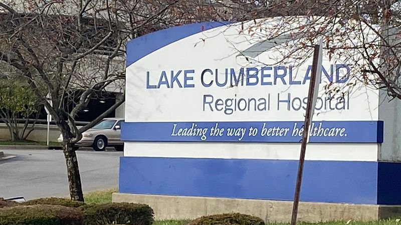 Just under 30 patients are being treated for the virus at Lake Cumberland Regional Hospital.