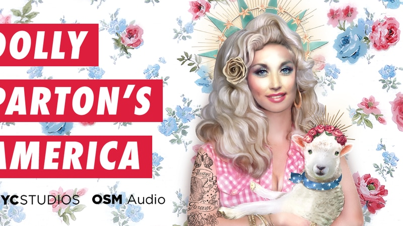 Dolly Parton's America is out now / Source: (NPR)