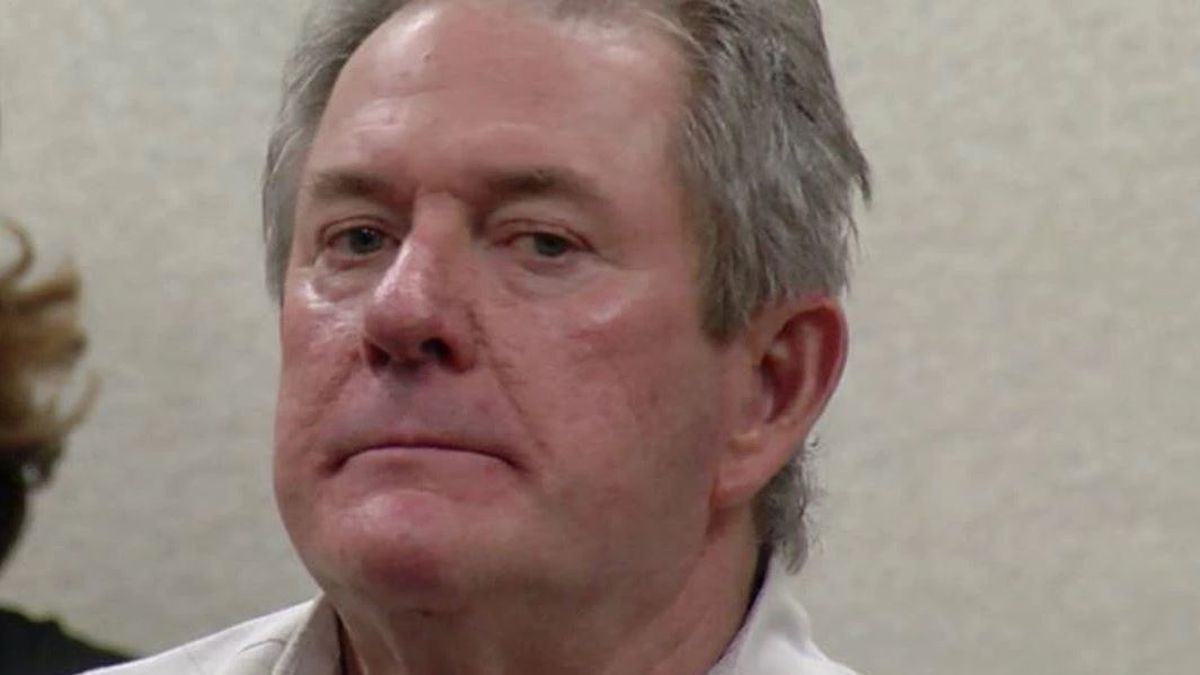 Roger Burdette is accused of murder and driving under the influence, among other charges.