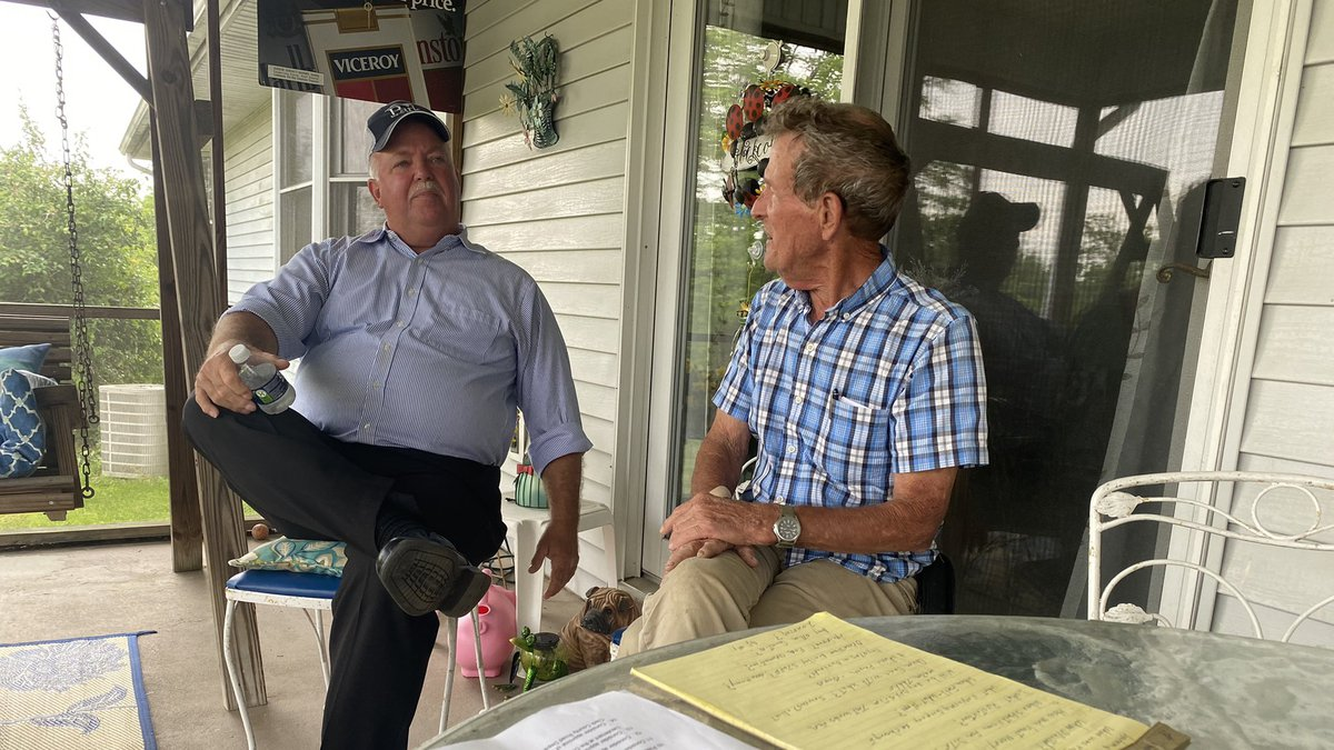 Danny Hall and Bobby Bailey say they've talked to the fiscal court and they say their local...