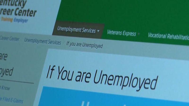 Unemployed Kentuckians struggle after wide-spread unemployment site hacks.