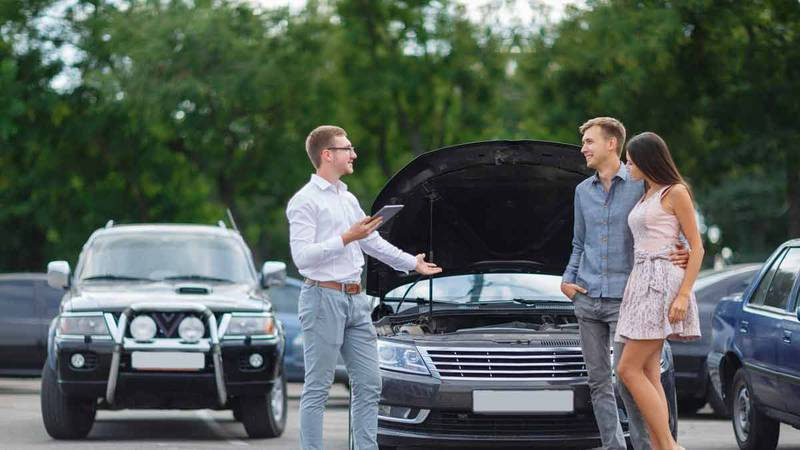 preowned car buying