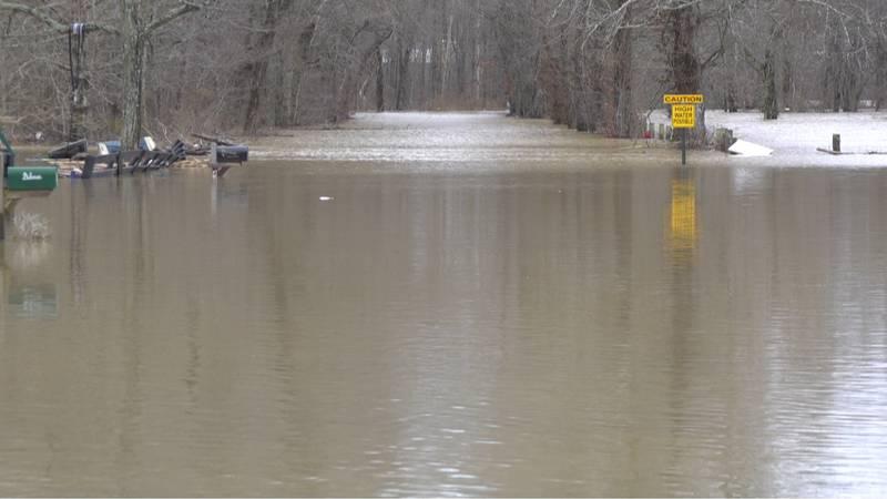 Laurel County Flooding 3/1/2021