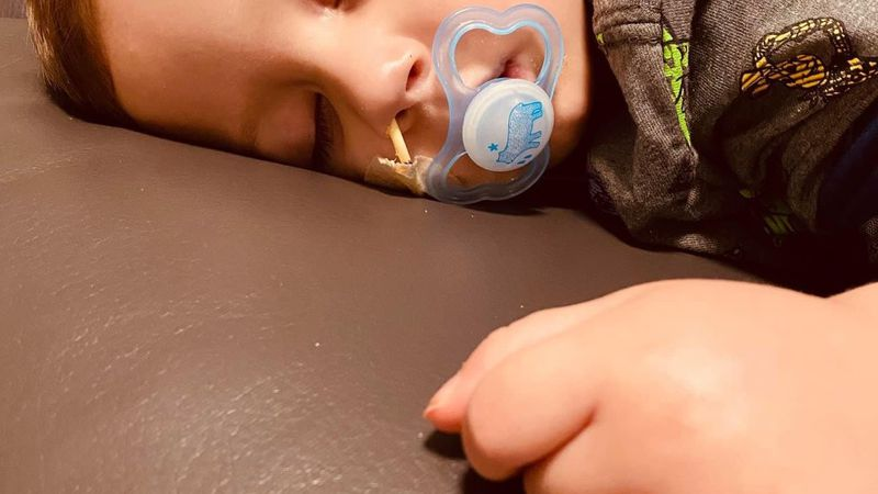 Caisyn Fuson has been battling Neuroblastoma for the last 11 months.