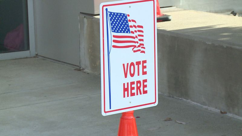 There are only two days of early voting left before Election Day.