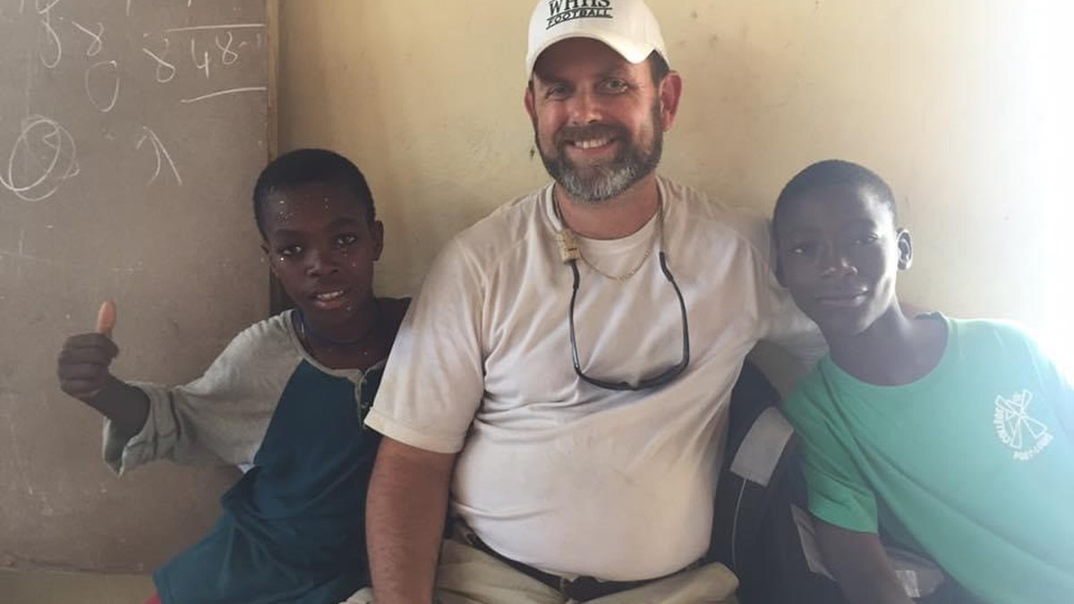 Jim Miracle has been to Haiti 20 times to serve children without parents in the area around the...
