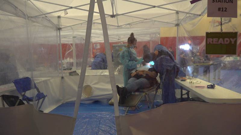 RAM Clinic underway in Hazard