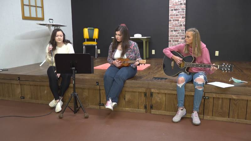 Music students create song about Down Syndrome