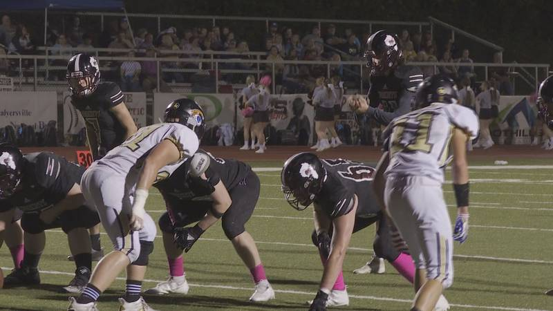 Magoffin County's Lucas Litteral earns player of the week