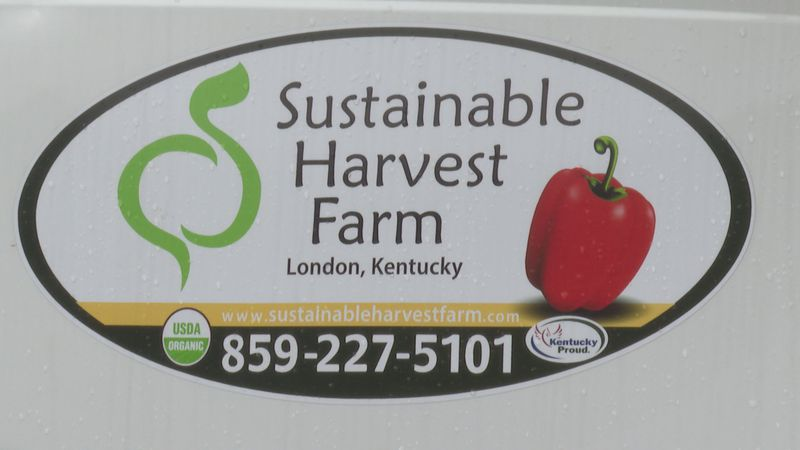 Farmers say this provides a great opportunity for communities to eat healthy.