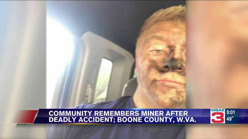 Taylor Halstead was killed in a mining accident on Monday morning.
