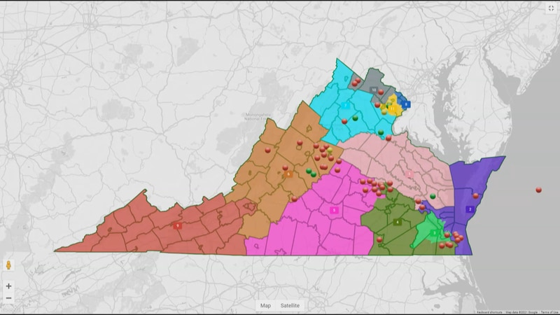 Now that the Virginia Redistricting Commission has failed to deliver new General Assembly and...