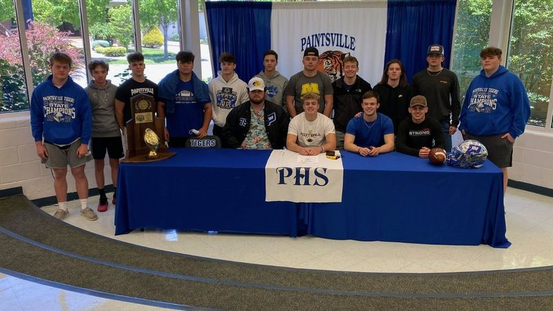 Paintsville's Karsten Poe Signs with Centre
