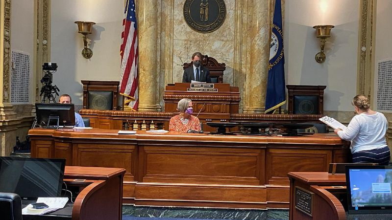 Monday, December 14, at noon is when Kentucky's Electoral College representatives will meet and...